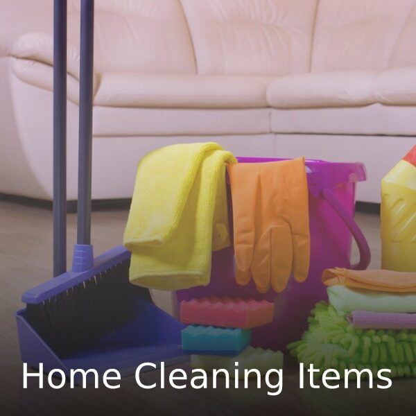 Home Cleaning Items